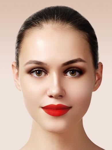 After-İlknur Makeup